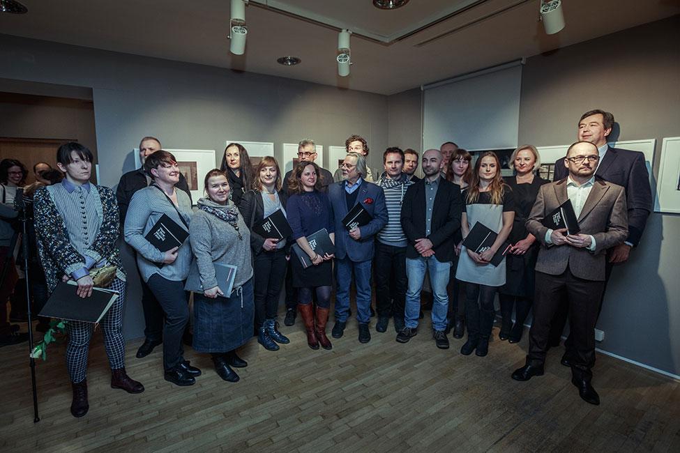 Wszyscy jesteśmy zwycięzcami. Wernisaż wystawy Then & Now 2018. Fot. Rafał Malko